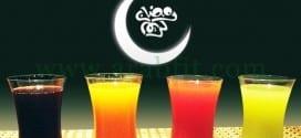 مشروبات رمضانية : افضل المشروبات الطبيعية المرتبطة بشهر رمضان المبارك
