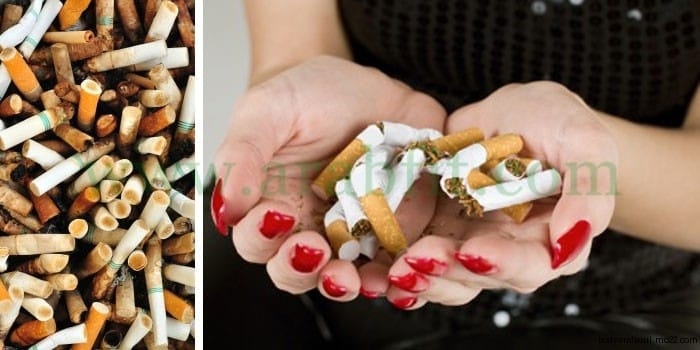 تأثير التدخين على المخ