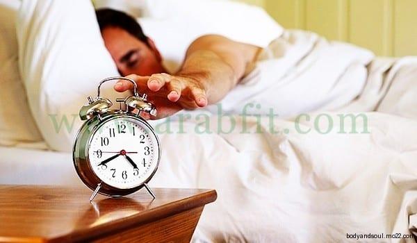 خطورة الاستيقاظ المفاجئ استيقظ على مهل