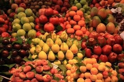 التغذية الصحية عبر سلة الفواكه