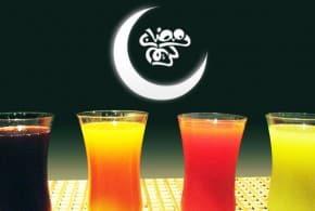 مشروبات رمضانية المشروبات الطبيعية شهر رمضان الفضيل