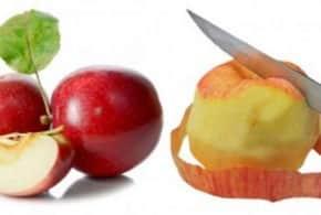 فوائد قشر التفاح الصحية والطبية الكثيرة