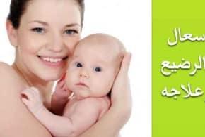 أنواع وأسباب سعال الرضيع او كحة الرضع